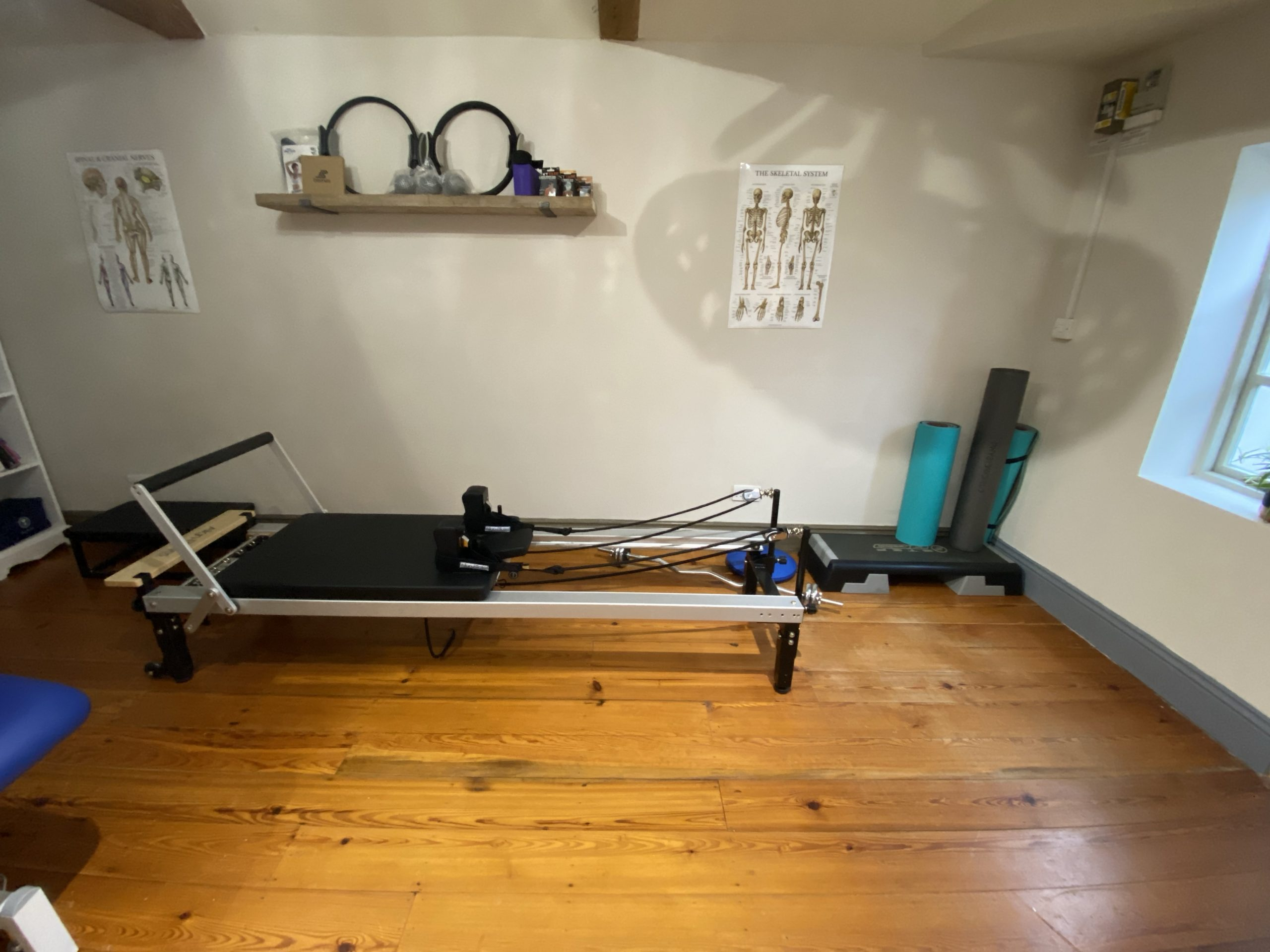 Read more about the article Free 20 minute Pilates reformer session